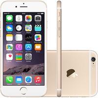 Apple Iphone 6/16gb Tela 4.7 4g 100%original Dourado Lacrado