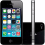 Apple Iphone 4 32gb Desbloqueado Original, Anatel, 5mp Wi-fi