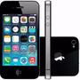 Iphone 4 8gb Wi-fi Preto + Capa Brinde Nf+frete Avaria