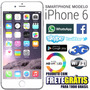 Mod Iphone 6 Barato Tela Grande 4.7 Android Wifi 3g + Brinde
