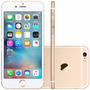 Apple Iphone 6s Plus 128gb Dourado 4g + 1 Ano + Nf Anatel