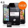 Iphone 4s 16gb Desbloqueado Original Semi Novo Com Nota Fisc