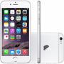 Apple Iphone 6 16gb 4g Anatel Br +película+capa+ Frete Gts