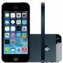Iphone 5 64gb Preto Seminovo Desbloqueado Nf Frete Grátis