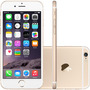 Iphone 6 64gb A1549 Dourado Novo Anatel!nf+fone+cabo+garanti