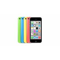 Celular Iphone 5c Original Importado + Película De Vidro