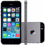 Iphone 5s 16gb Cinza Apple 4g Ios8 Wi-fi Desbloqueado