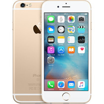 Iphone 6s De 16gb Gold A1688 Novo Nacional 4g 12mp Ac Troca