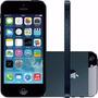 Apple Iphone 5 16 G, Wi-fi, 8mp Preto Novo Original Vitrine