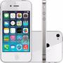 Iphone 4 8gb Branco Ios 3g Câmera 5mp - Apple