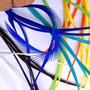 Material Atado Isca Fly Penas Ganso Coloridas 50 Unidades