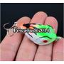 01 Isca Pesca Sapo Rã Girino Frog Traíras Bass Tucunarés