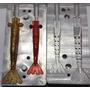 Forma De Camarão Artificial R Z H D 10cm E 12 Cm