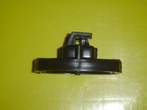 Isolador Cerca Elétrica Tipo W (100 Unidades)