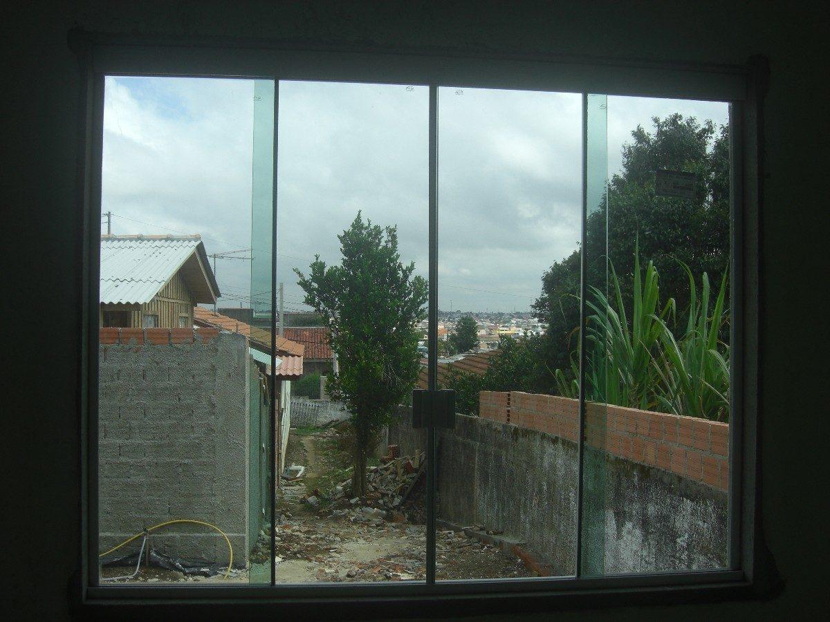 #487F83 Portas Janelas Box de Alumínio em Vidro Temperado Jardinagem e  2006 Janela De Aluminio Vidro Temperado