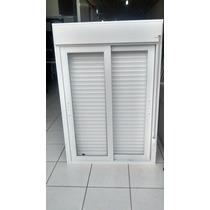 Porta Persiana Integrada P/ Quarto 2.10 X 120 Em S. André