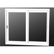 Janela 2f Linha 25 Suprema 1,60x1,20m Com Vidro- Janelafacil