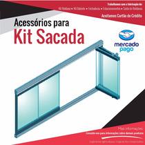Kit Sacada 5 Metros R$1310,00 Branco