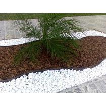 Casca De Pinus Saco 40 Litros - Para Jardim - Rj