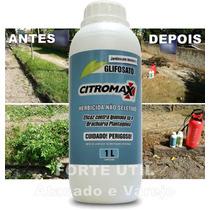 Glifosato Herbicida 4 L Mata Mato / Com Vídeo / Frete Grátis