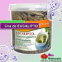 Chá De Eucalipto Para Tratar Asma, Bronquite, Sinusite -111*