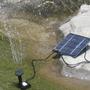 Bomba Solar De Jardim - Irrigar - 160l/h - Automatica!