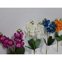 Mini Orquidea Artificial 24cm- Consulte O Frete