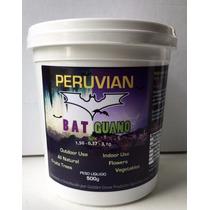 Bat Guano Fertilizante 100% Orgânico E Natural 500g Lacrado.