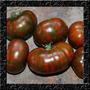 Tomate Chocolate Estriado Sementes Fruta Legumes Para Mudas