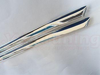 Jgo Friso Resinado Cromado P/ Lateral Vectra Mod Elite 06/08