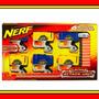 Nerf N-strike Attack Unit - 6 Armas + 12 Dardos - Hasbro