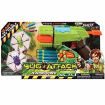 Lançador Bug Attack X Shot - Candide Ref. 5501