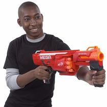 Nerf Mega Rotofury Lançador Dardos Arma De Brinquedos Hasbro