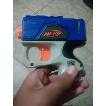 Pistola Nerf N-strike Reflex