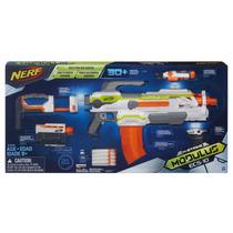 Lançador Nerf N-strike Modulus Ecs-10 Hasbro