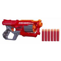 Lançador Nerf N-strike Elite Mega Cycloneshock Hasbro A9353