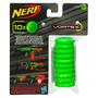Acessório Caixa Lacrado Nerf Vortex Hasbro Refil 60 Discos