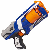 Lançador Nerf N-strike Elite Strongarm Hasbro A0710