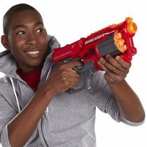 Nerf Strike Elite Mega Cycloneshock Arma De Brinquedo Hasbro