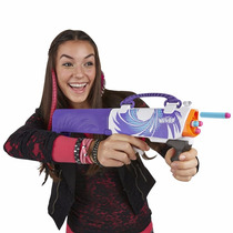 Lançador Nerf Rebelle Bolsa - Secret Shot Purple