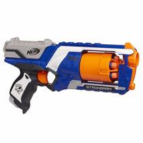 Nerf Lançador N-strike Elite Strongarm Hasbro