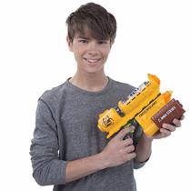 Nerf Zombie Eraser Lança Dardos Arma De Brinquedo Hasbro