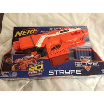 Nerf N-strike Elite Stryfe - Lança Até 27m - Pronta Entrega