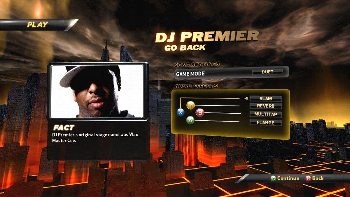 Jogo Def Jam Rapstar Playstation 3