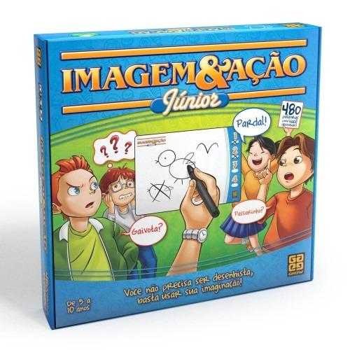 Jogo - Imagem E Ação Junior - Grow