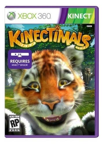 Jogo Kinect Kinectimals Original Para Xbox 360
