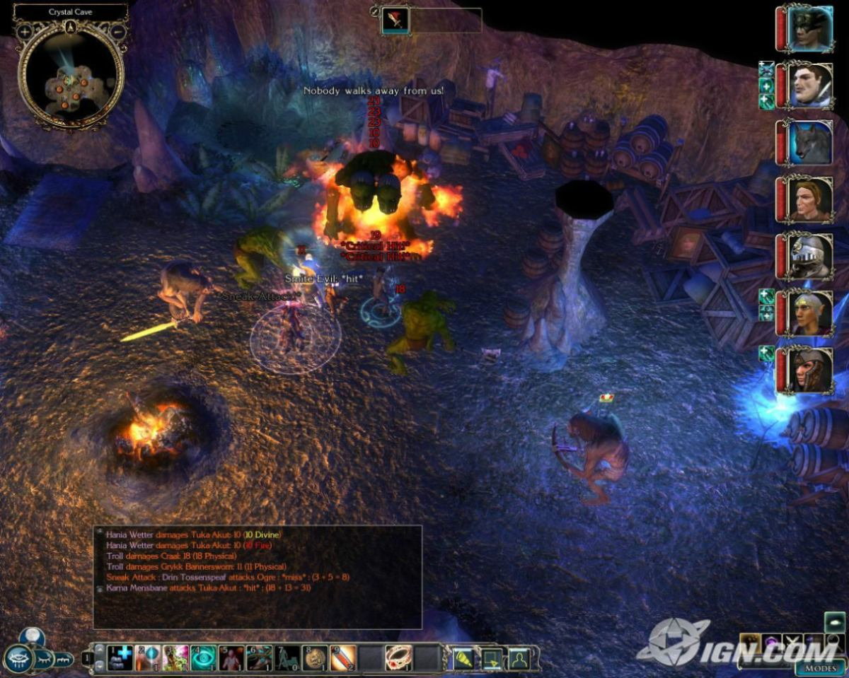 The ultimate source of patches & addons for Neverwinter Nights 2: Storm