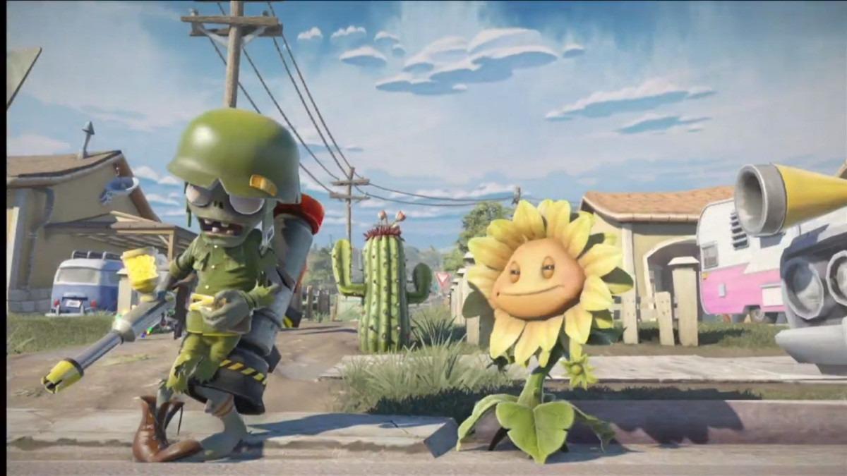 Jogo Plants Vs Zombies Garden Warfare Xbox 360 R 159 90 No Mercadolivre