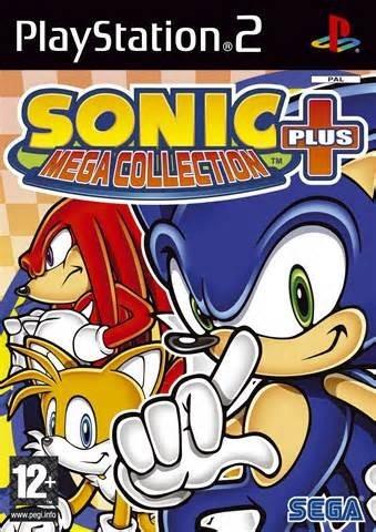 Jogo Sonic Mega Collection Plus - Pc
