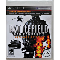 Battlefield Bad Company 2 Ultimate Edition Região 1 Lacrado